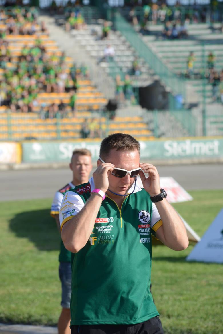Jacek Frątczak: Nie stresuje się rzeczami, na które nie mam wpływu