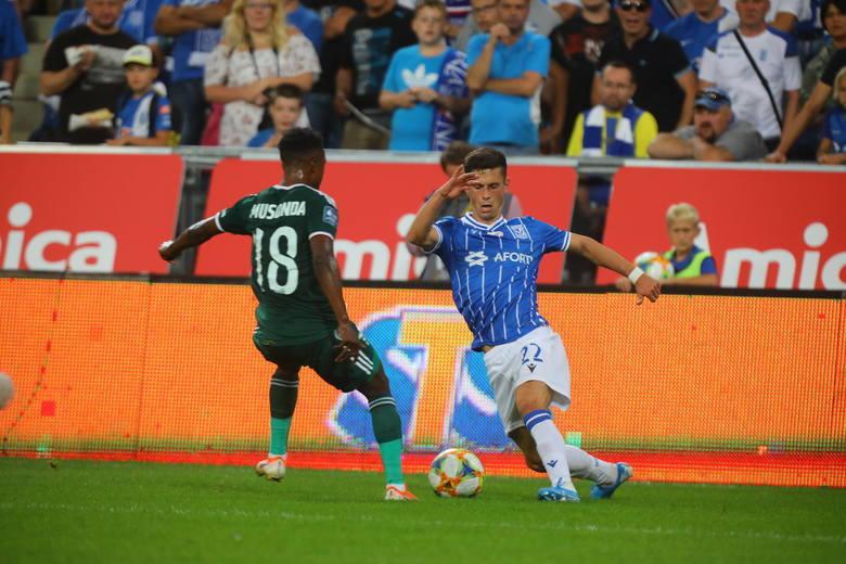 Przy pierwszym straconym golu zagrał piłkę do Crnomarkovicia, a ten źle przyjął futbolówkę i sprokurował rzut karny. Kostewycz zrzuca to na brak szczęścia.