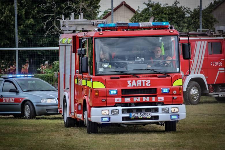 Aż 156 wozów strażackich przyjechało do Główczyc koło Dobrodzienia na Fire Truck Show, czyli na Zlot Pojazdów Pożarniczych.Organizatorzy wręczyli nagrody