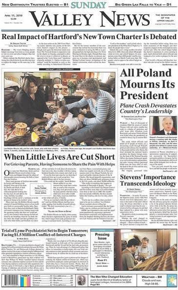 Katastrofa w Rosji. Zdjecia pierwszych stron gazet<br /> Katastrofa w Rosji. Zdjecia pierwszych stron gazet z calego świata.