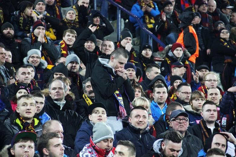 Mecz z Cracovią zawsze jest dla kibiców specjalny. To jeden z tych klubów, który wyzwala szczególne emocje wśród fanów. Stąd tegoroczny rekord frekwencji