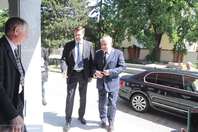 """Krzysztof Jurgiel, minister rolnictwa był jednym z gości konferencji pod hasłem """"Instytucje wspierające polskie rolnictwo. Rola Programu Rozwoju Obszarów"""