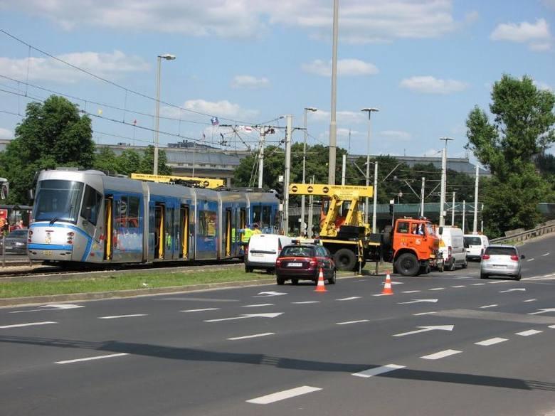 Wykolejenia tramwajów przez tzw. sztywne wózki? MPK nie widzi związku
