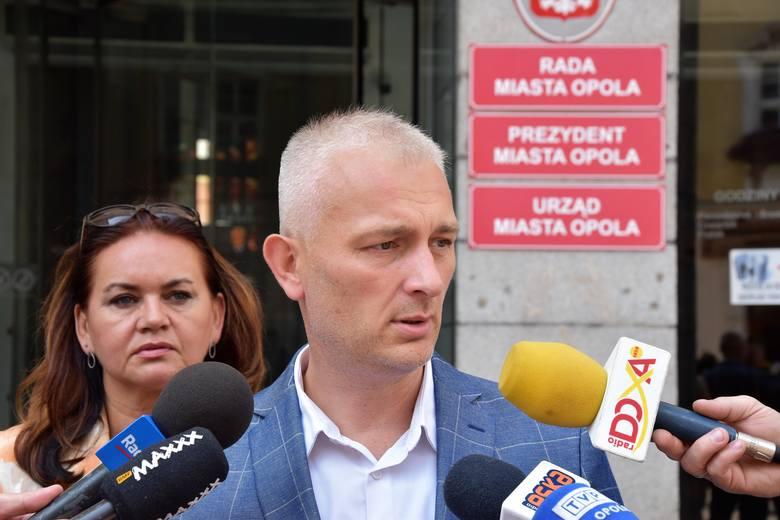 Przemysław Pytlik nie jest już członkiem Nowoczesnej. Nie wiadomo, czy pozostanie w klubie Koalicji Obywatelskiej.