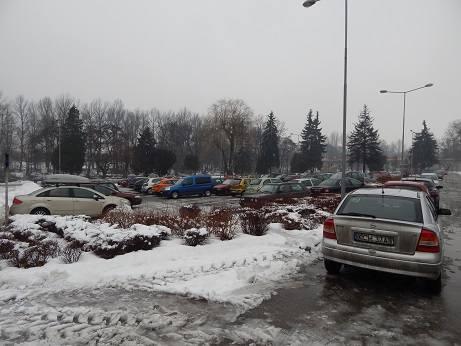 Oświęcim. Parking na bulwarach przepełniony. Wybudują nowy [WIDEO]