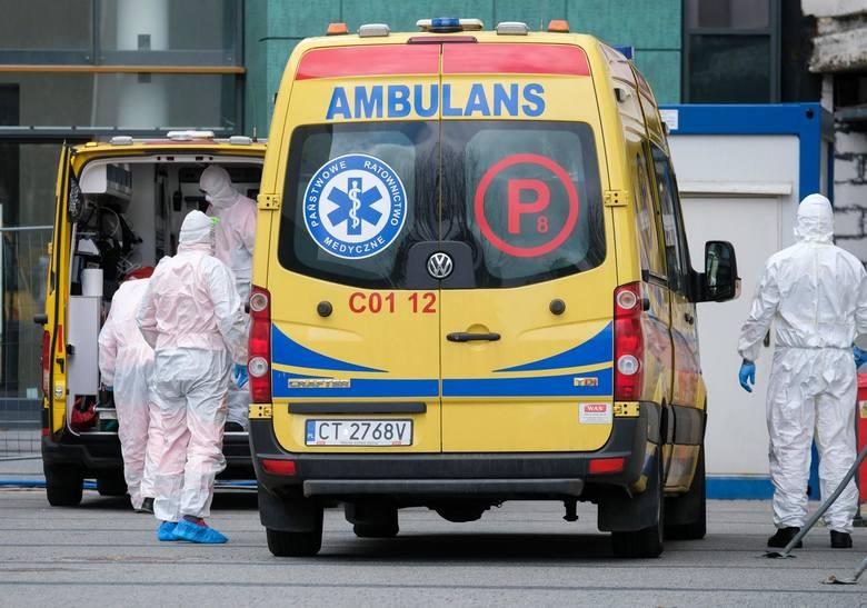 Hospitalizacja jednego pacjenta przez jeden dzień związana z leczeniem COVID-19 w szpitalu tymczasowym - 1 026,40 zł.