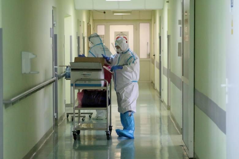 Szpitale pierwszego i drugiego poziomu zabezpieczenia covidowego otrzymują opłatę za dobową gotowość do udzielania świadczeń medycznych pacjentom podejrzanym