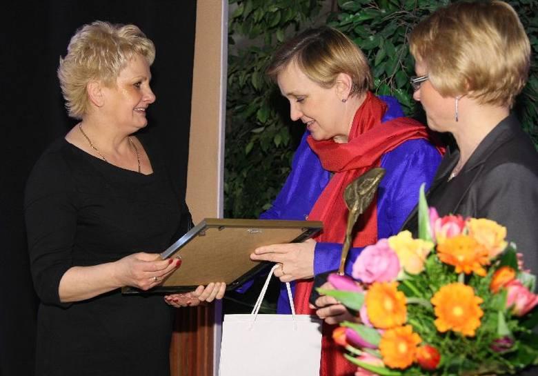 Kobieta Przedsiębiorcza 2012 - wręczenie nagród