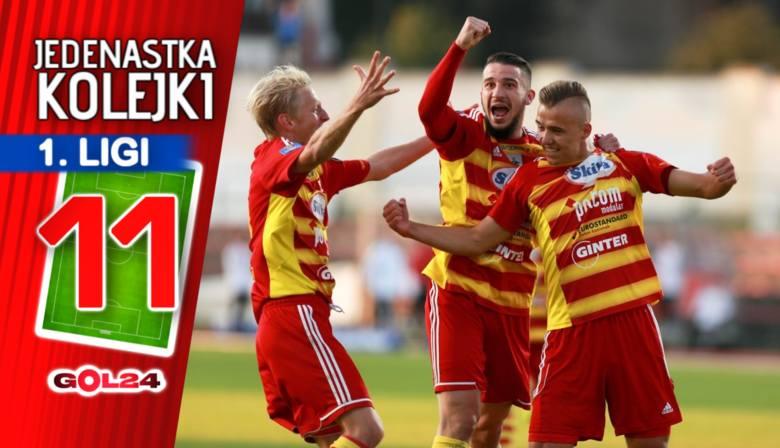 Miedź Legnica nadal niepokonana w tym sezonie. Tempa nie zwalniają też ekipy Odry Opole i Chrobrego Głogów. Przełamały się z kolei Wigry Suwałki, które