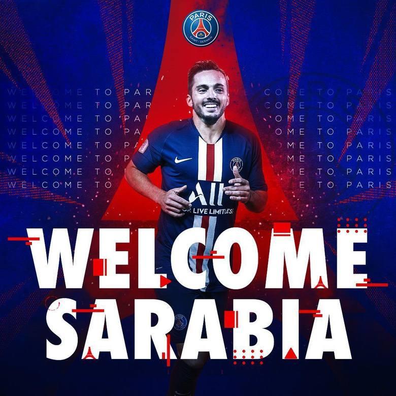 Pablo Sarabia przystał na bajeczną ofertę z Paryża