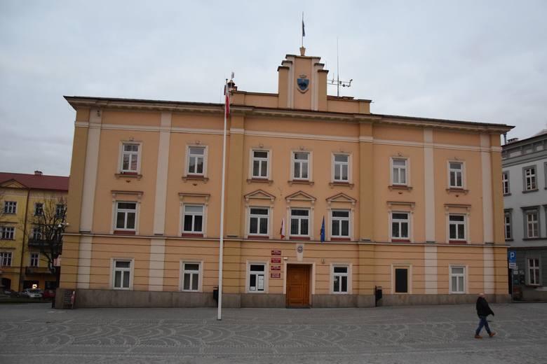 Performance miał się odbyć w Rynku w Przemyślu.