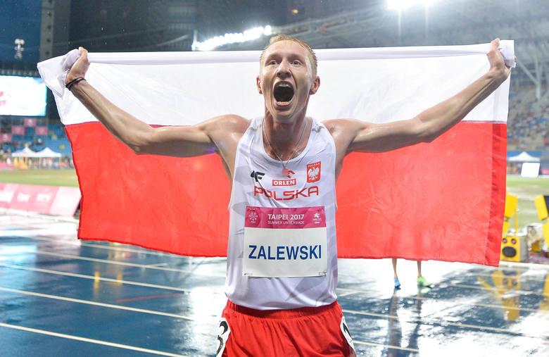 Uniwersjada 2017. Zalewski ma złoto, Czykier brąz