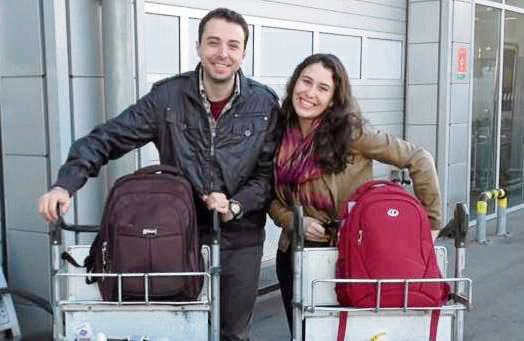 Gustavo i Fabiola poznali się podczas przygotowań do ŚDM w Rio
