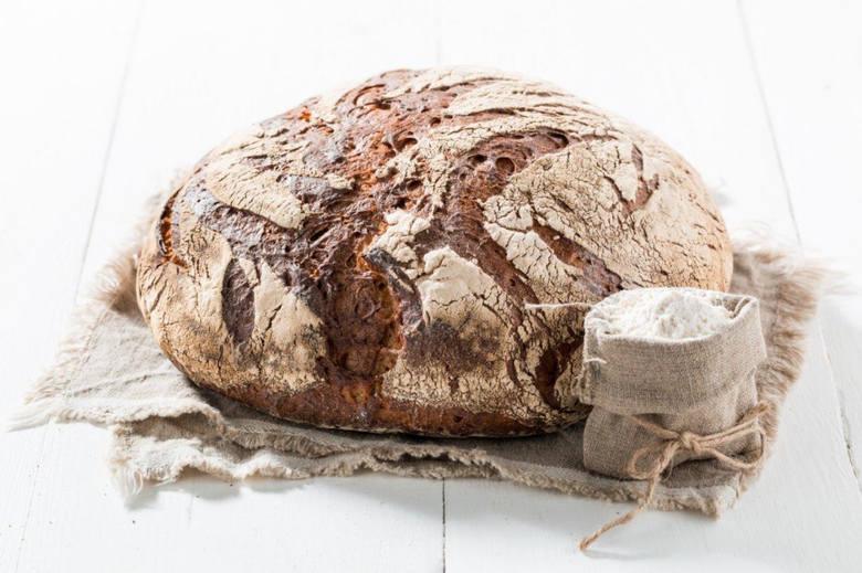 Grochola, prawdziwy chleb wypiekany z sercem