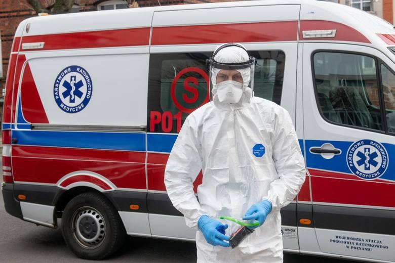 Koronawirus w Polsce - informacje 27.03.2020. Dwa kolejne przypadki w regionie. Ponad 100 nowych zakażeń