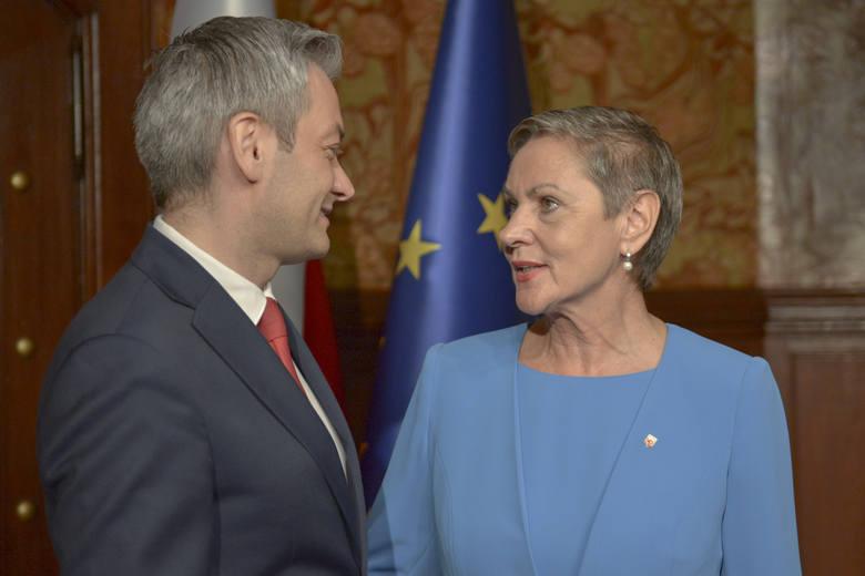 Wyniki wyborów w Słupsku. Krystyna Danilecka Wojewódzka nieoficjalnie prezydentem Słupska [wideo]