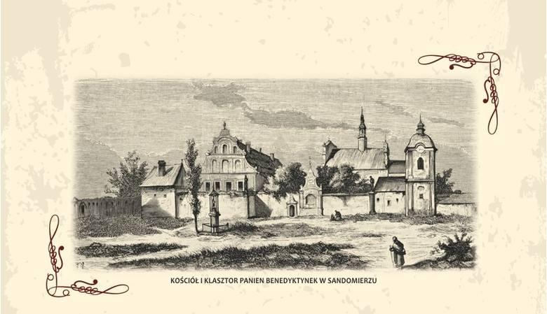 Smaczki z życia … benedyktynek na spotkaniu w sandomierskim ratuszu