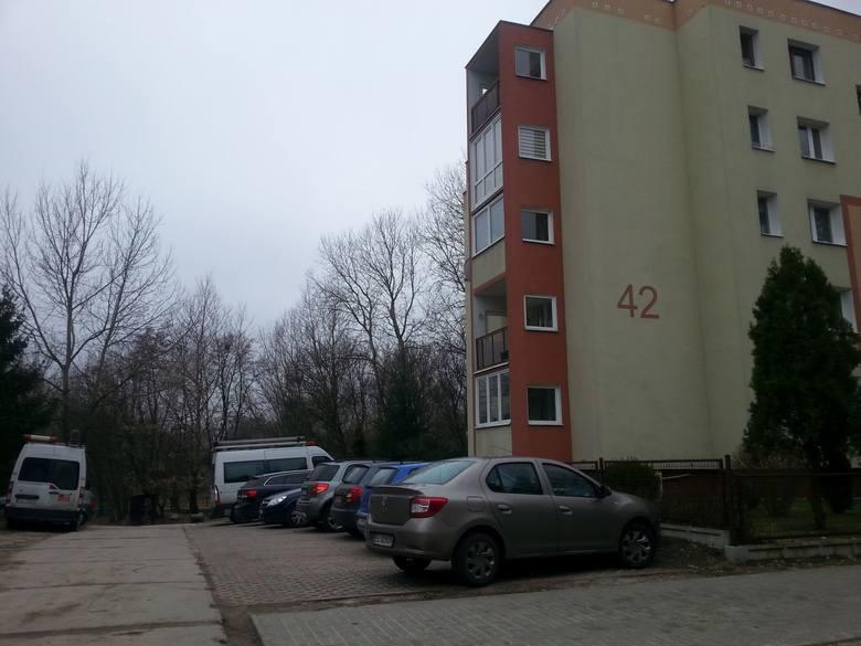 Złodzieje zaatakowali na ul. Liściastej