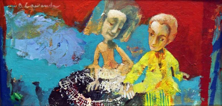 Do 28 lutego potrwa wystawa prac Barbary Lawendy, którą można zobaczyć w katowickim salonie DESA (ul. Dworcowa 13). Artystka jest absolwentką Akademii