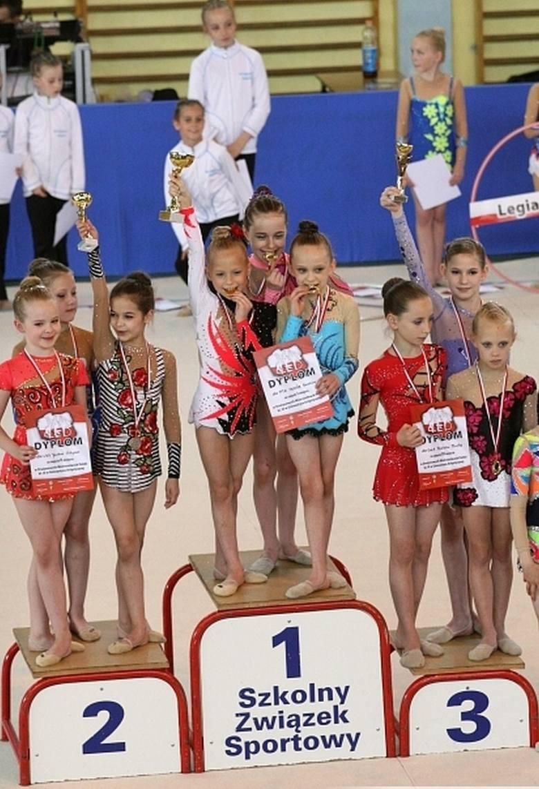 Drużynowe Mistrzostwa Polski w gimnastyce artystycznej w Oleśnie