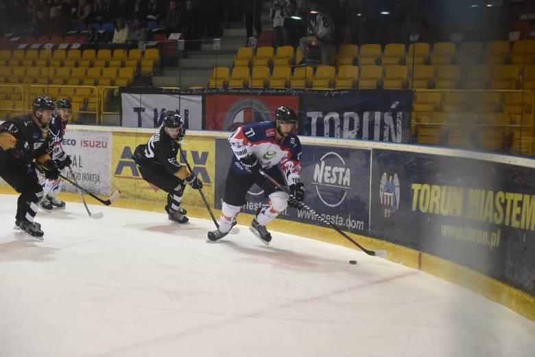 KH Energa Toruń przegrała 1:5 z GKS-em Tychy. Jedyną bramkę dla naszego zespołu zdobył Dmytro Diemianiuk. Jeszcze przed rozpoczęciem ostatniej kwarty
