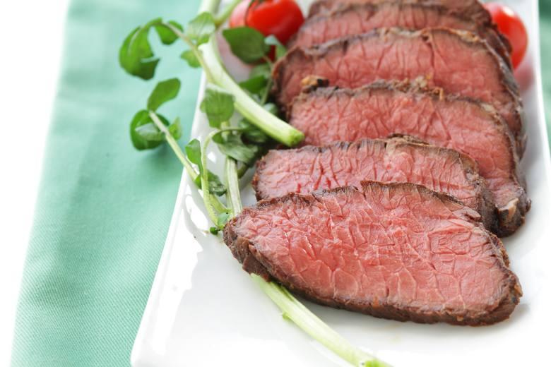 Dieta kopenhaska – głównym źródłem białka i energii jest chuda wołowina