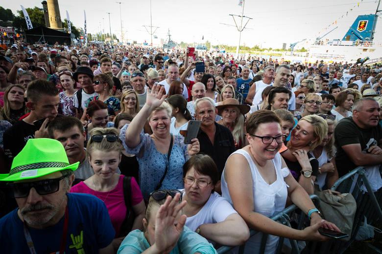 Dni Morza w Szczecinie. Fajerwerki i sobotnie koncerty [ZDJĘCIA]