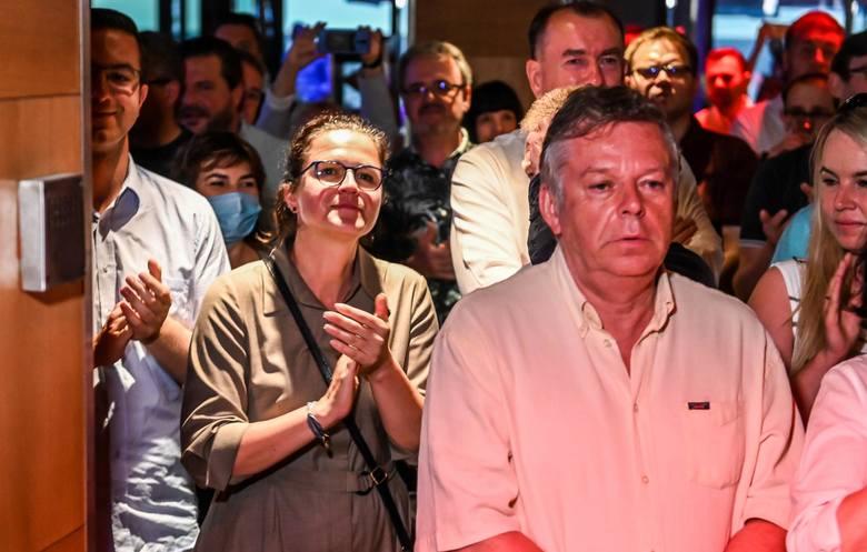 Klub Atelier Sopot - pomorski wieczór wyborczy Koalicji Obywatelskiej, 28.06.2020
