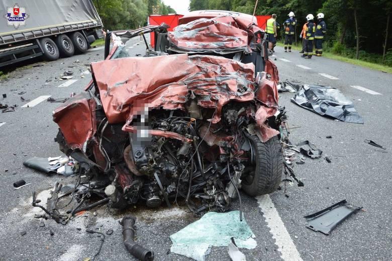 Dwa wypadki jednego dnia. Tragiczny ostatni dzień lipca na bialskich drogach
