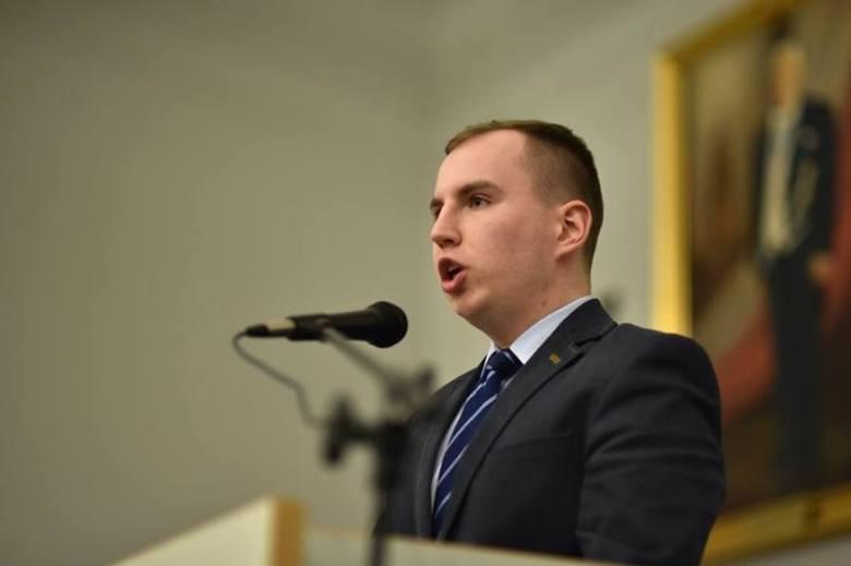Młodzież Wszechpolska wybrała nowego prezesa. To Adam Andruszkiewicz (zdjęcia)