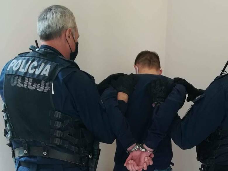 Dzięki nagraniom z monitoringu i szczegółowym opisom 83-latki, już po dwóch dniach od zdarzenia policji udało się złapać sprawców.