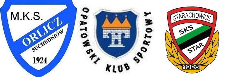 5 klubów z obecnej czwartej ligi świętokrzyskiej powstały jeszcze przed drugą wojną światową – Orlicz Suchedniów, OKS Opatów, Star Starachowice, Naprzód