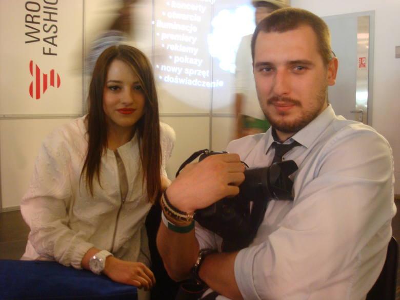 Anna Akińcza i Maciej Gajdur