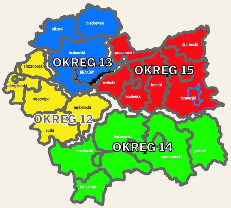 Wybory parlamentarne 2019. Pierwsze cząstkowe wyniki w Małopolsce. Zdecydowanie wygrywa PiS