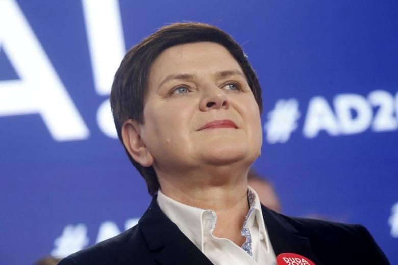 Strefy wolne od LGBT. Beata Szydło staje w obronie sześciu gmin, które nie otrzymały finansowania