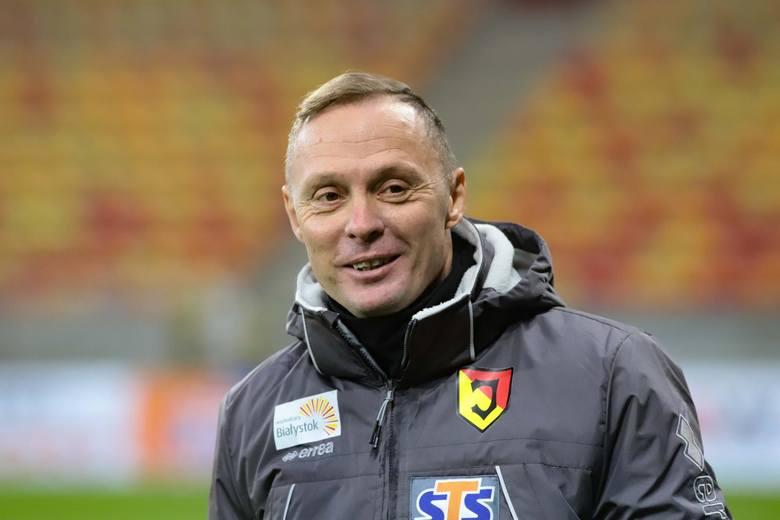 Ireneusz Mamrot w niedzielę przestał być trenerem Jagiellonii Białystok. O zwolnieniu 48-latka przesądziły ostatnie gorsze wyniki uzyskiwane przez jego