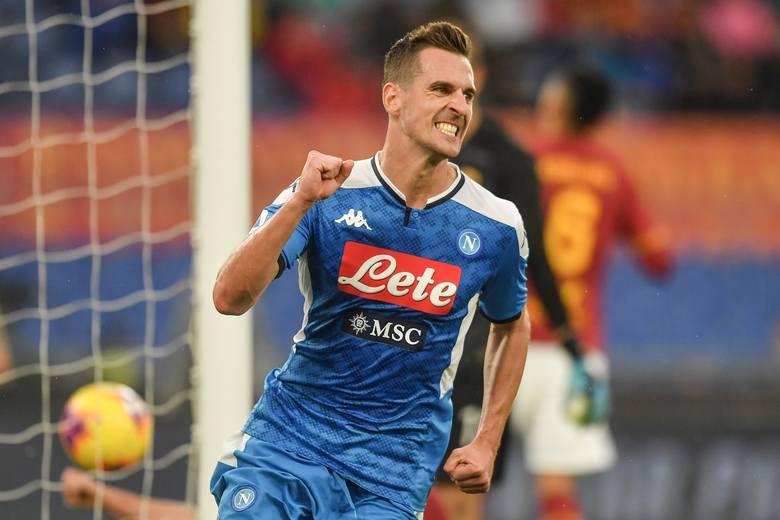 Arek Milik strzelił pięć goli w czterech ostatnich meczach