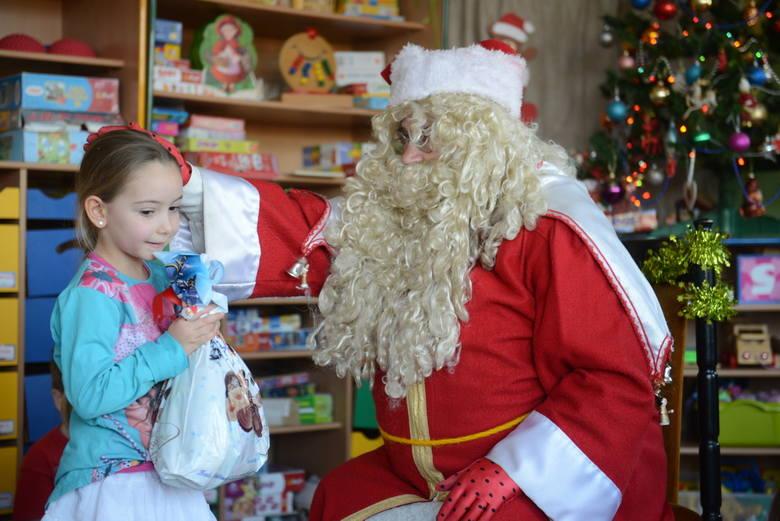 wizyta Mikołaja w zielonogórskim przedszkolu
