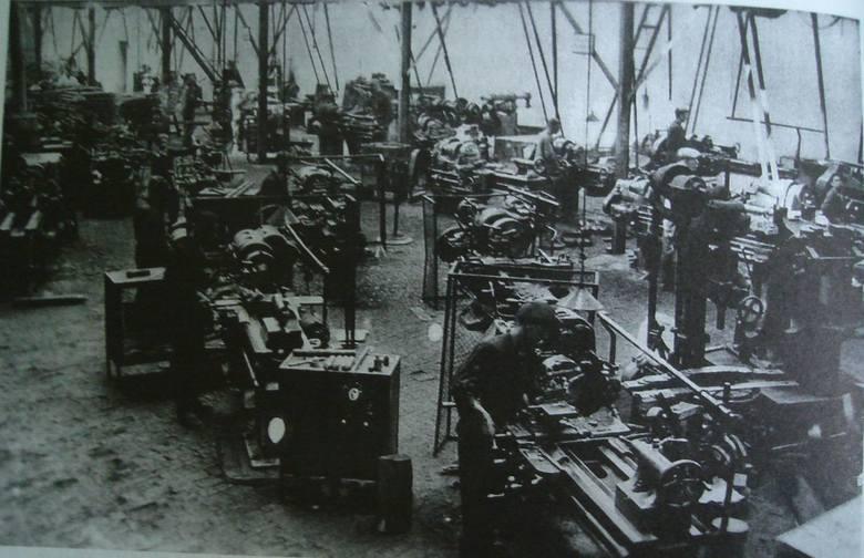 Potworne tajemnice skarżyskiej fabryki