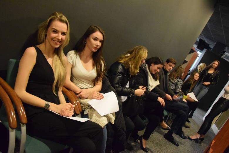 Casting na Miss i Mister Podlasia 2020. 11.01.2020