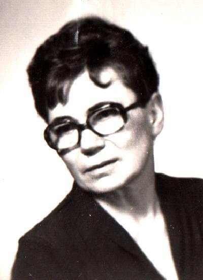 Anna Walentynowicz. AIPN