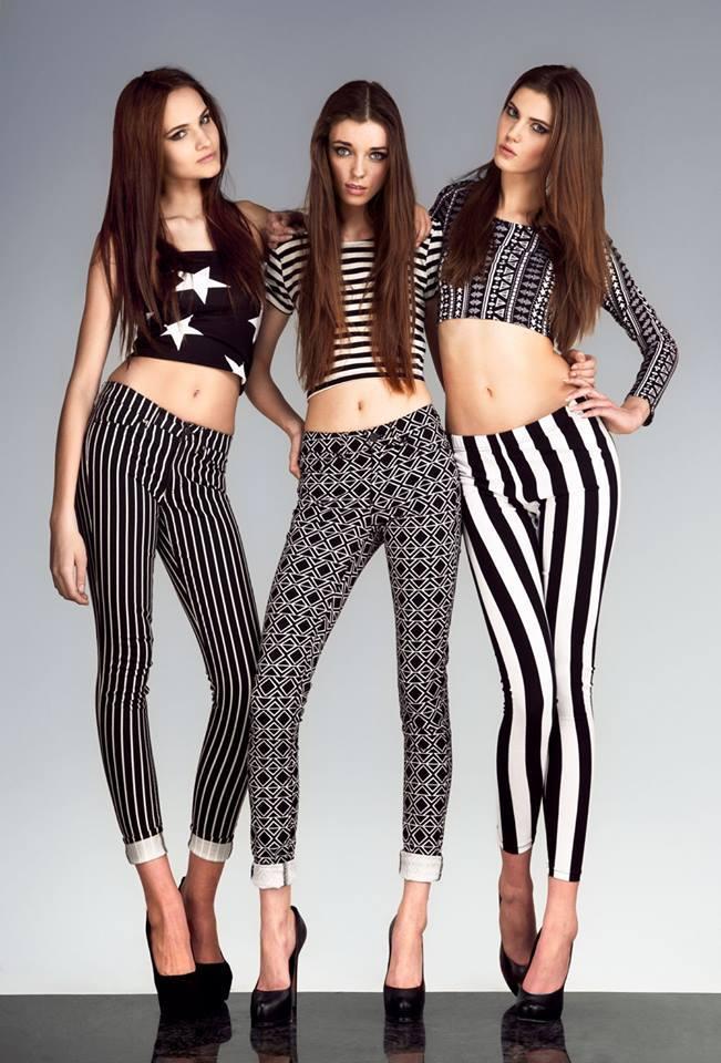 Karina Nowak, Estra Kos i Marysia Stępień dzięki wygranej w konkursie rozpoczęły karierę modelki