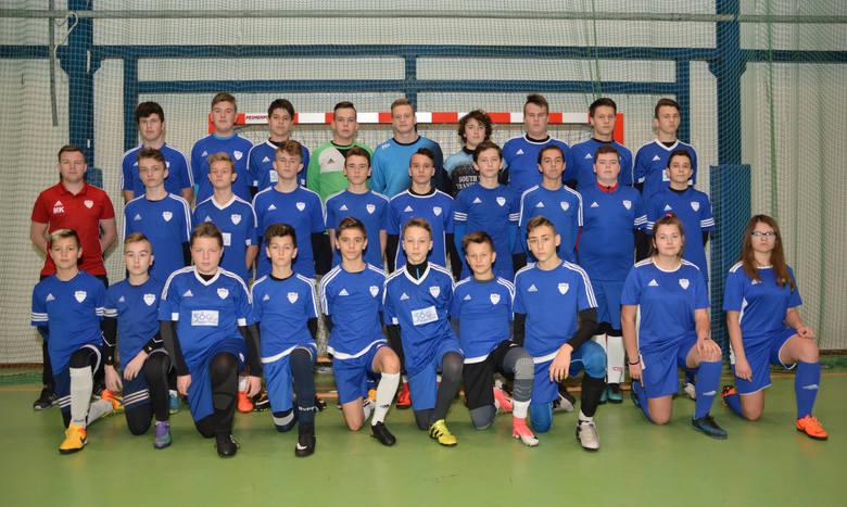 Drużyna (Skierniewice)<br /> Unia Skierniewice, rocznik 2004–2005, piłka nożna<br /> 277 głosów