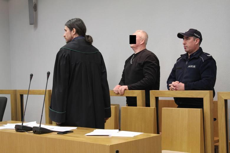 Zdzisław S. skazany za kierowanie dwoma gangami