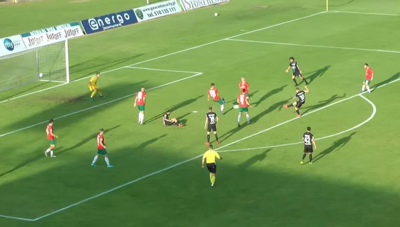Fortuna 1 Liga. Skrót meczu Zagłębie Sosnowiec - ŁKS Łódź 1:2 [WIDEO]