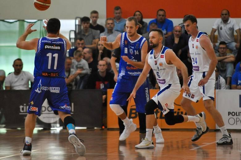 AZS PO i Pogoń Prudnik wygrały swoje mecze.