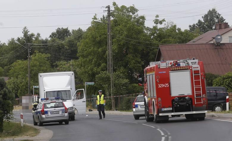 W Jasionce, na drodze wojewódzkiej nr 878, doszło do zderzenia samochodu dostawczego z motocyklem. W wyniku doznanych obrażeń, motocyklista zmarł na