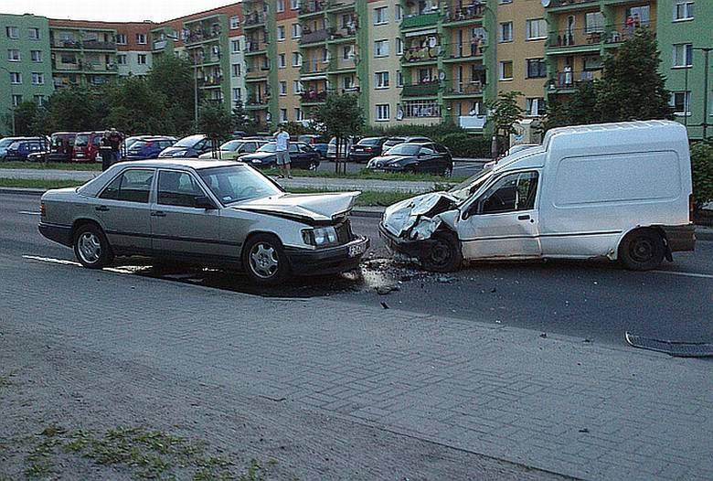 Zdjęcie z tego zdarzenia do redakcji przesłał nasz Czytelnik, pan Krzysztof.