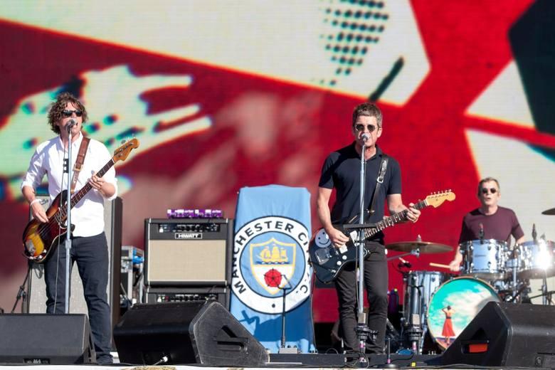 Wystąpił Noel Gallagher