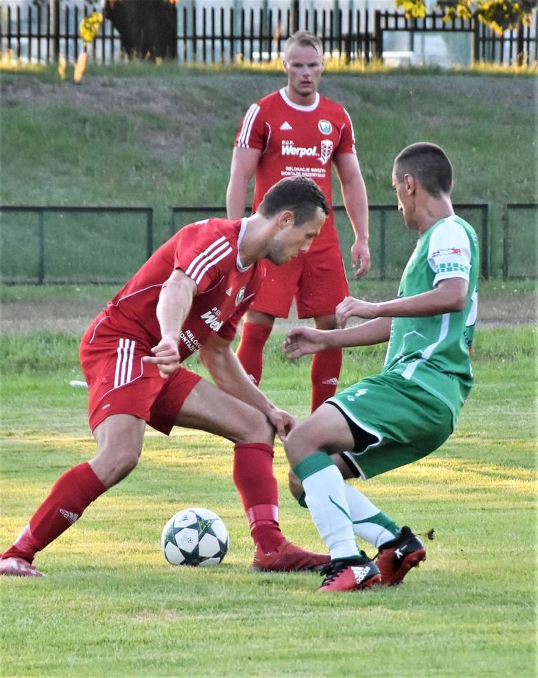 Regionalny Puchar Polski. Paweł Sermak zawsze pracował na własny rachunek